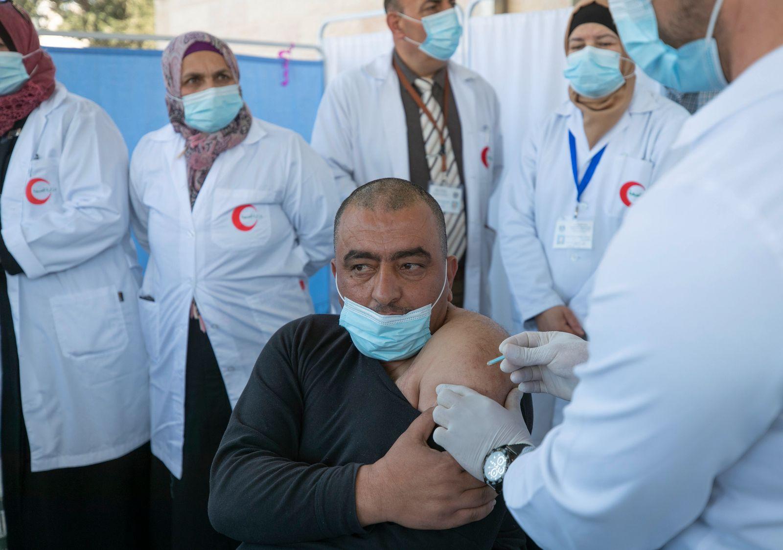Coronavirus - Westjordanland