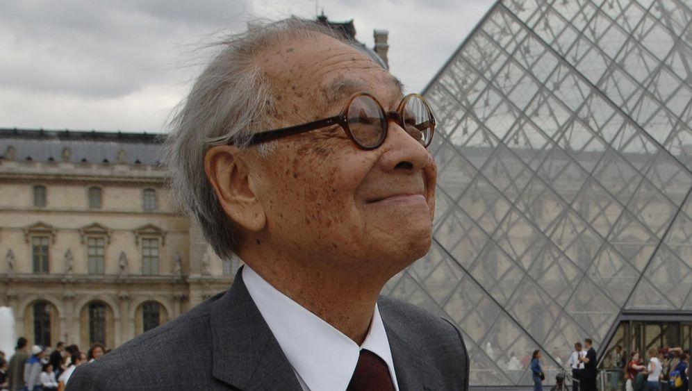 """I. M. Pei: Er war der """"Meister des Lichts"""""""