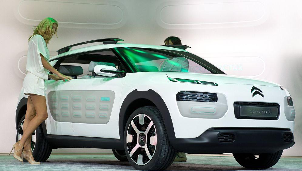 IAA-Blog: Citroën präsentiert Kompakt-SUV Cactus