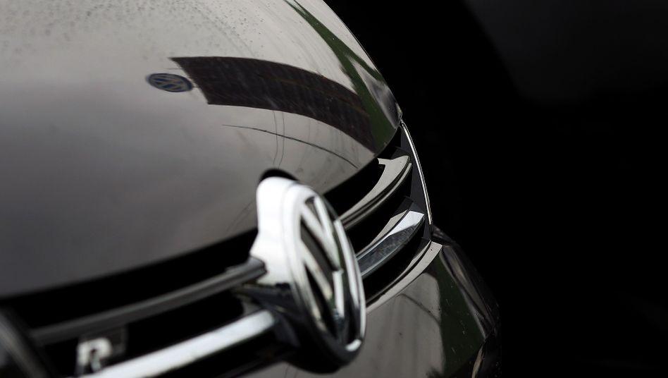 """VW-Logo: """"Vorsätzlich gegen Gesetze verstoßen"""""""