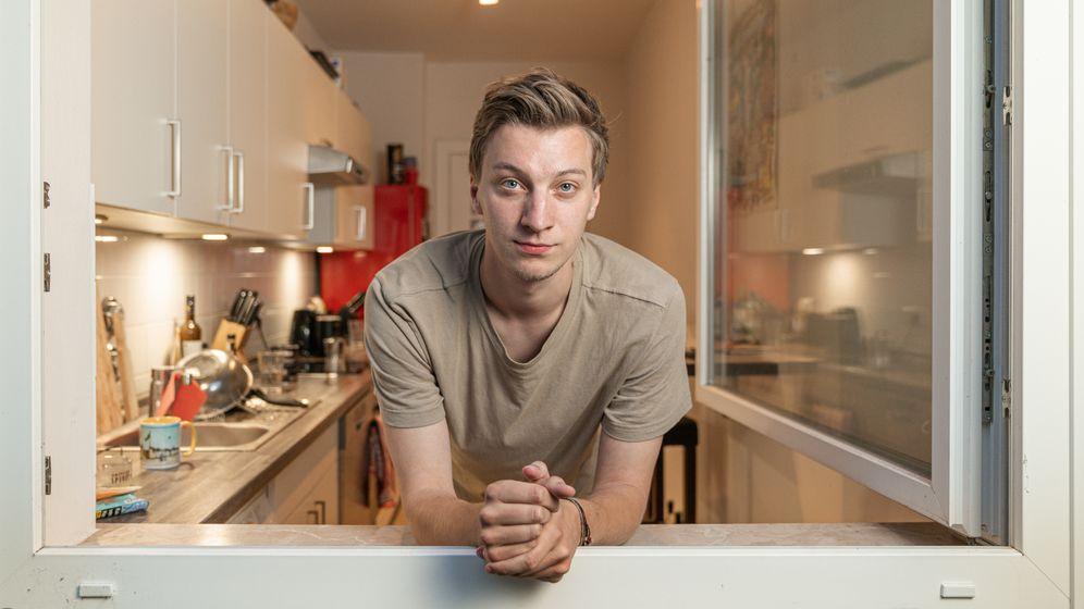 """Max Nölke in seiner Küche: """"Meine Küche ist, wie ich, erwachsener geworden"""""""