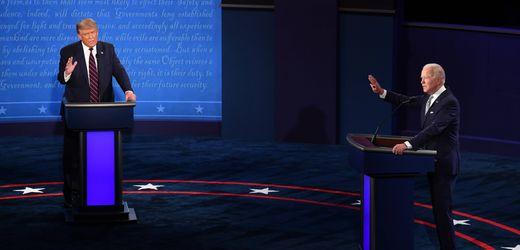 Donald Trump vs. Joe Biden: TV-Duell aus Theatersicht - Tobsuchtskönig gegen Badearzt