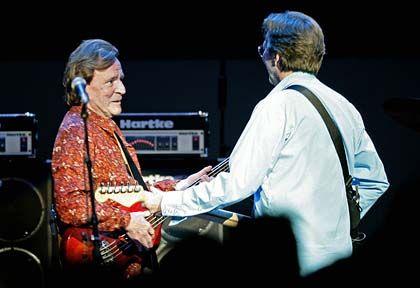 Bruce, Clapton: Wunderbare Melodien, witzige Texte