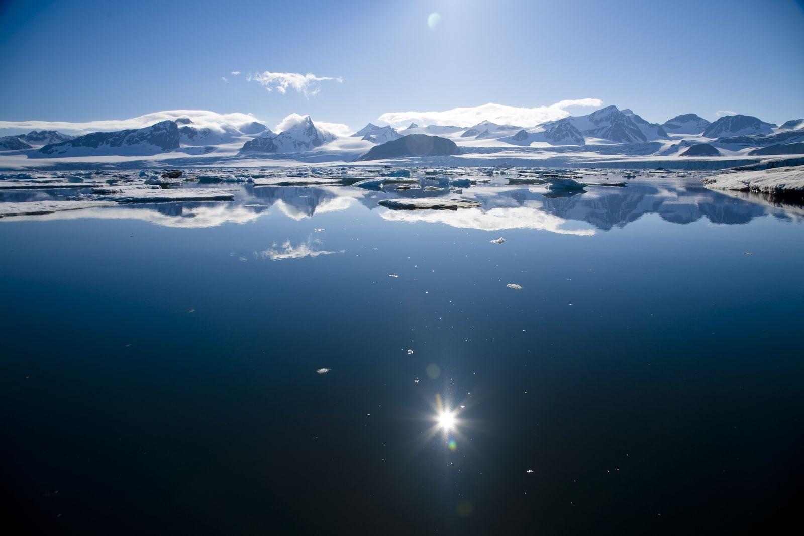 NICHT MEHR VERWENDEN! - Arktiseis / Svalbard