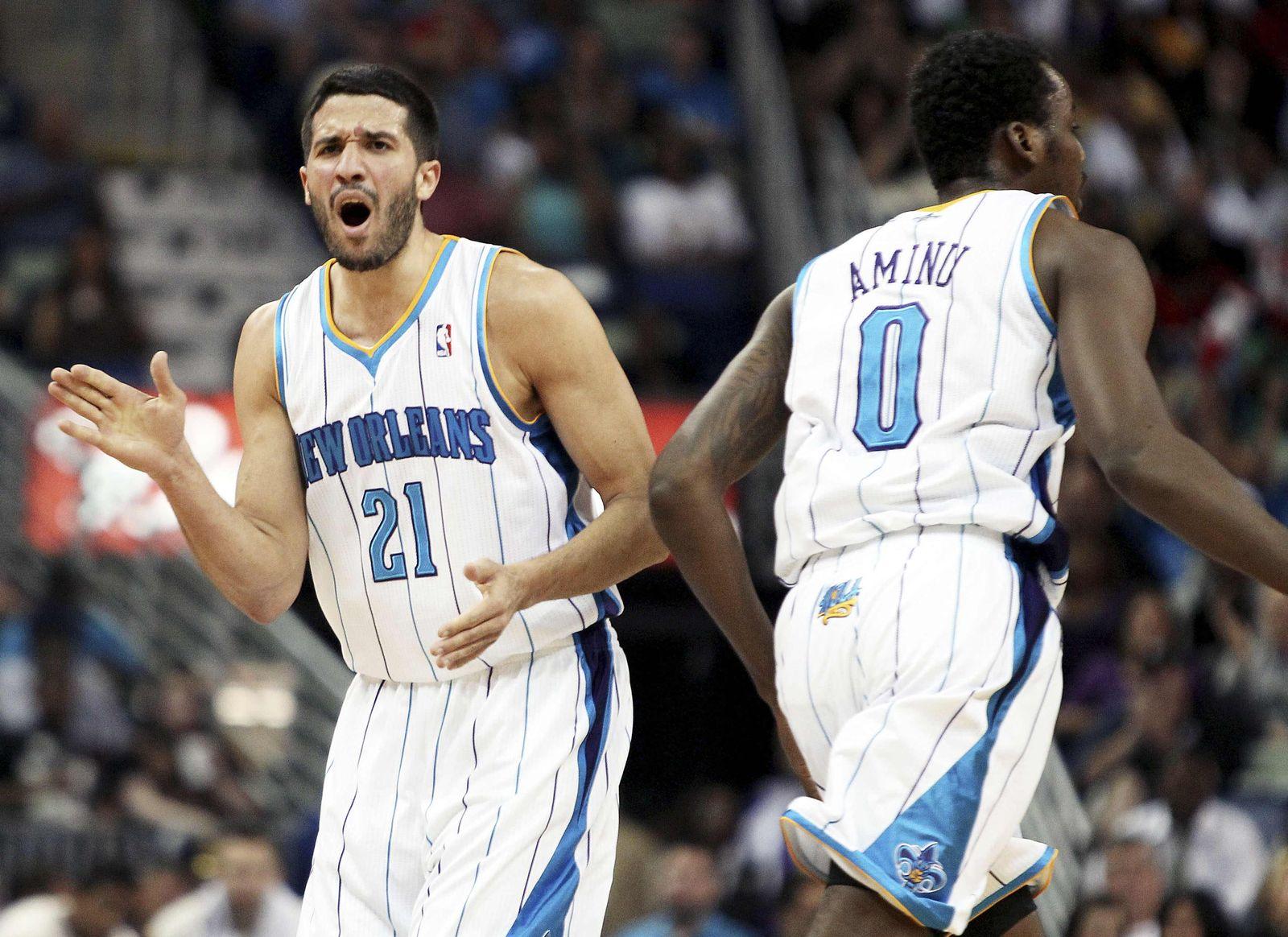 NBA/New Orleans Hornets