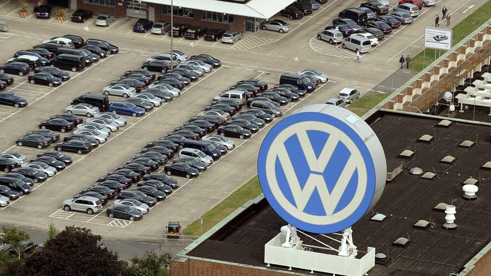 Volkswagen: Imperium auf Rädern