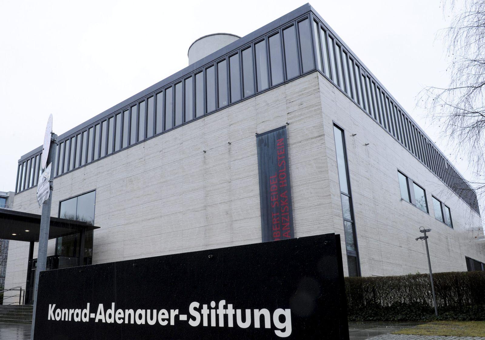 Konrad-Adenauer-Stiftung / Berlin