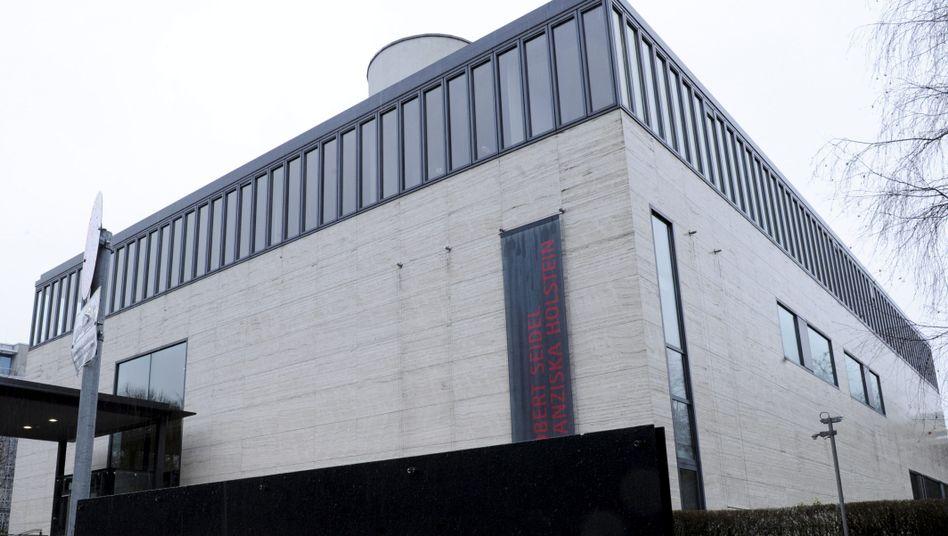 Gebäude der Adenauer-Stiftung (in Berlin): Große Probleme in arabischen Ländern