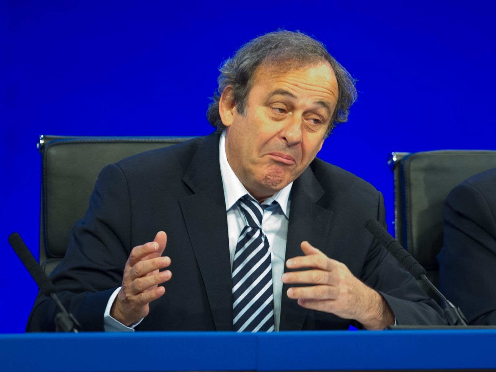 London UEFA Congress