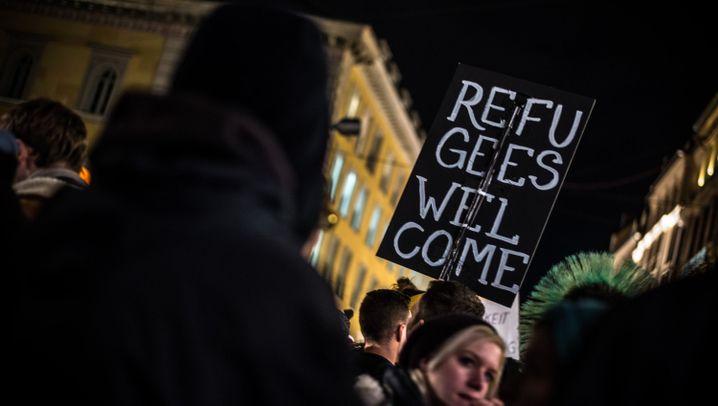 Anti-Islam-Protest: Pegida, Bogida - und ihre Gegner