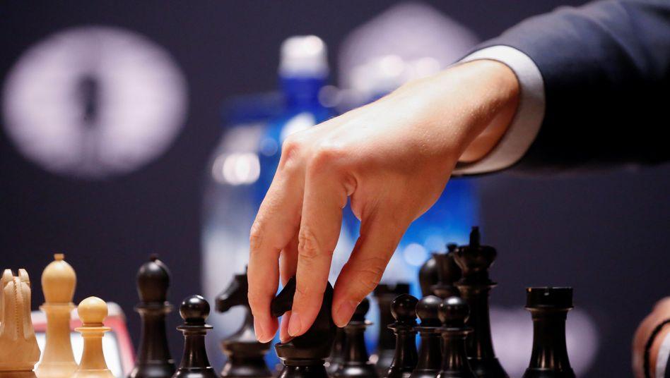 Schach (Symbolfoto)