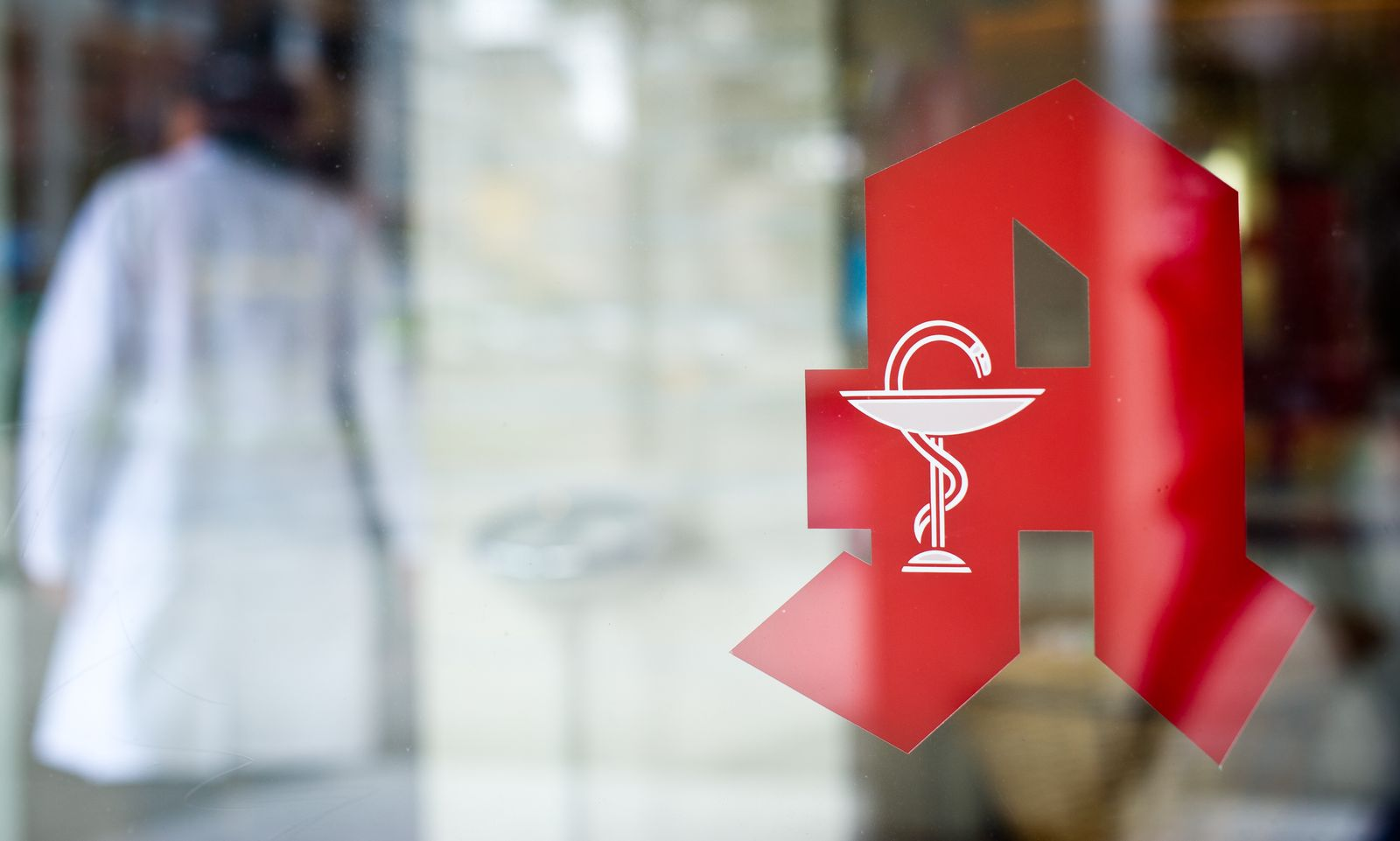 Arzneimittelmarktreform / Apotheken-Logo / Apotheker