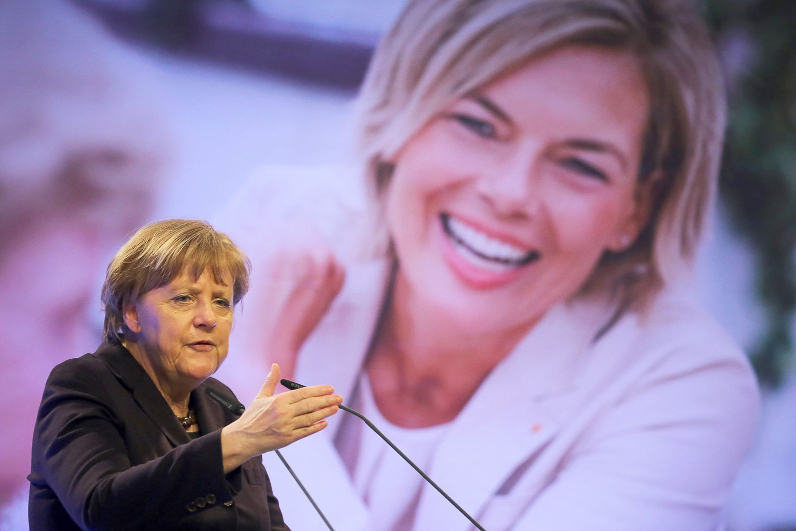 Merkel Klöckner