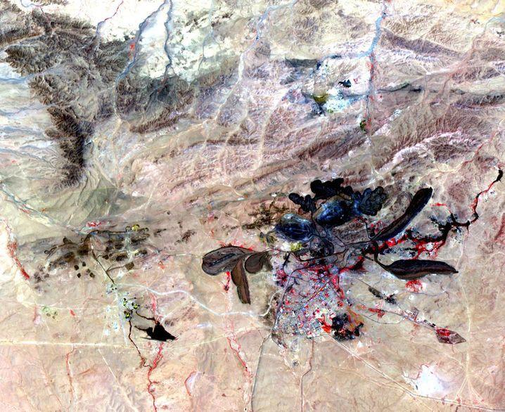 Mine im chinesischen Bayan Obo: Die Produktion ist oft ein ziemlich schmutziges Geschäft
