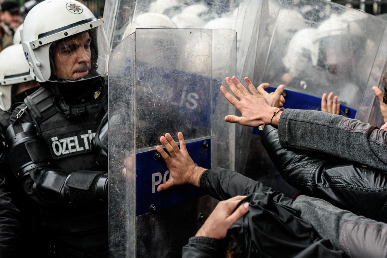 Istanbul Proteste