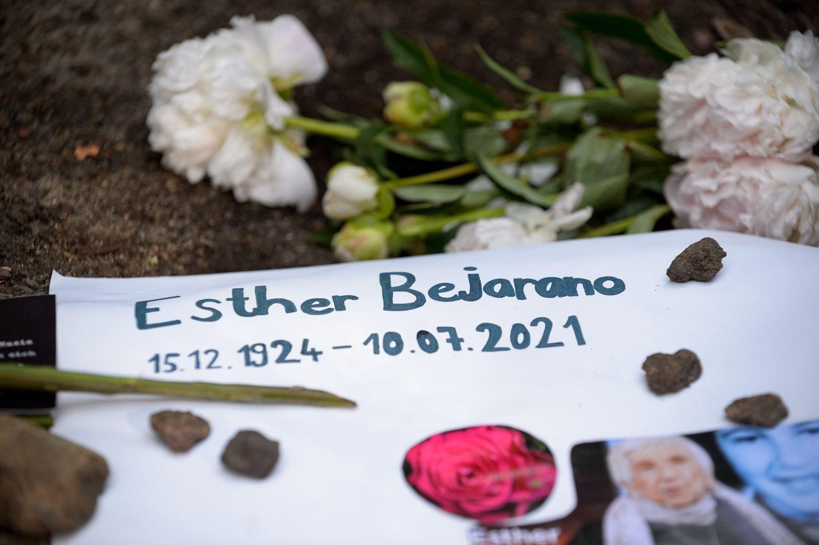KZ-Überlebende Bejarano gestorben