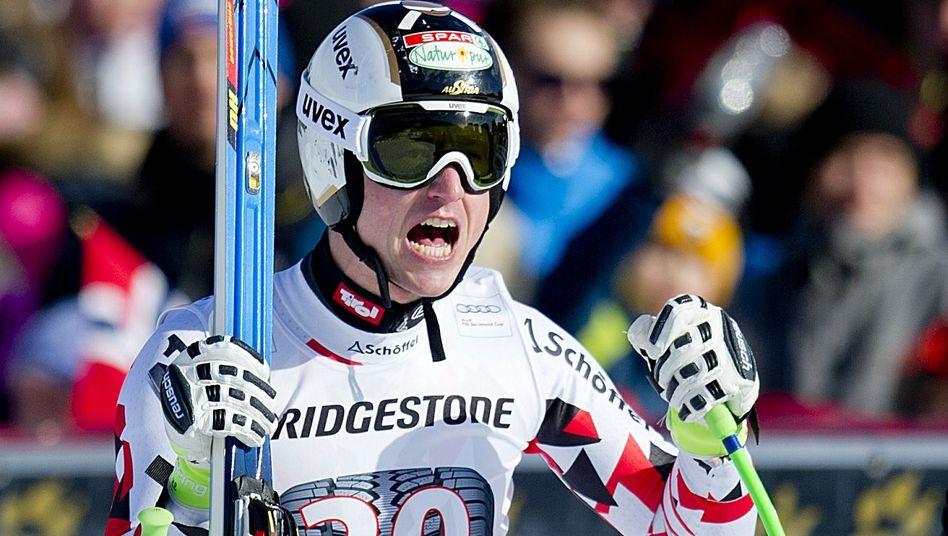 Skifahrer Reichelt: Abfahrtssieg in Kvitfjell