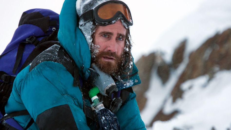 """Bergsteiger-Drama """"Everest"""": Mein Feind, der Berg"""