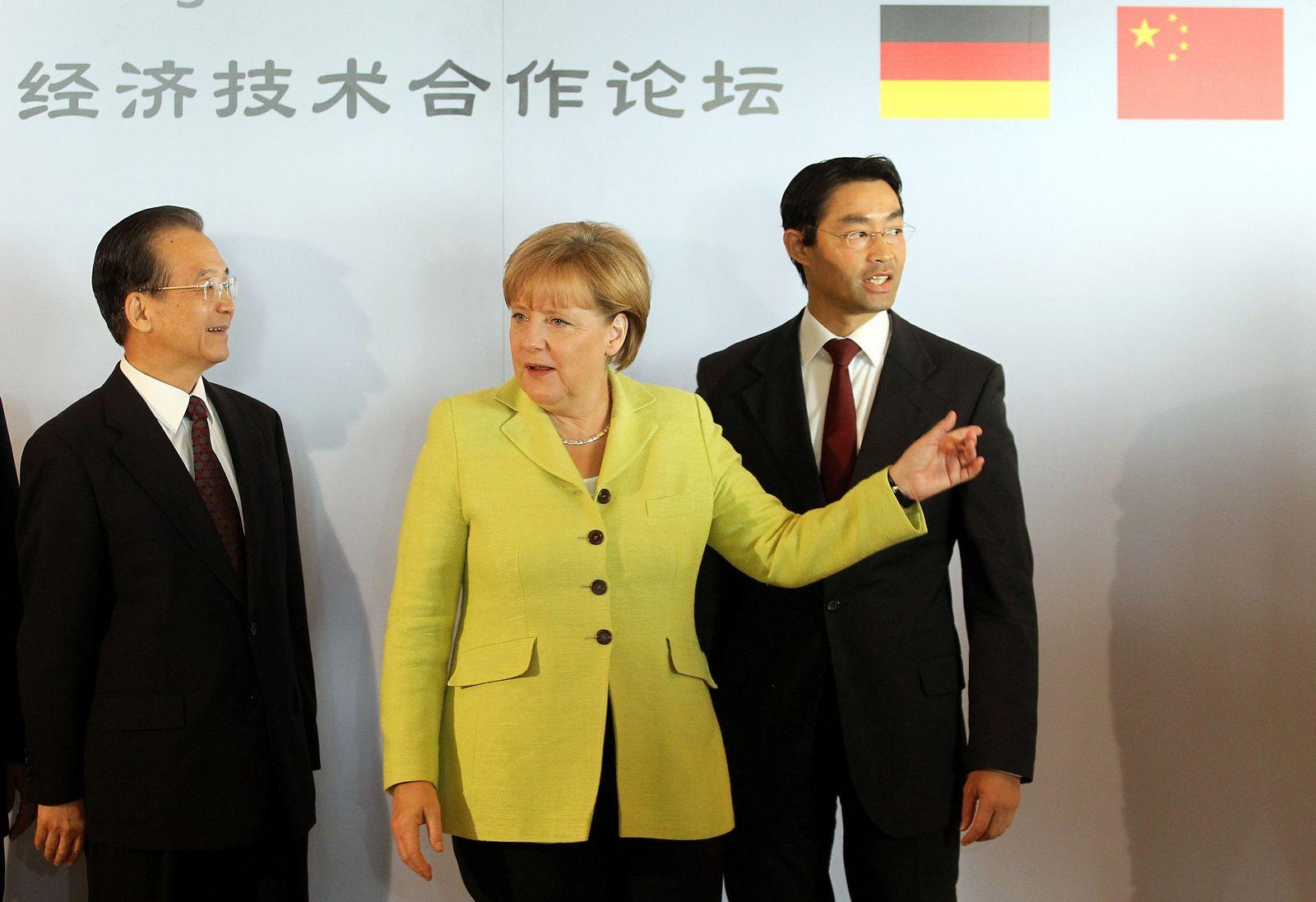 Merkel / Rösler