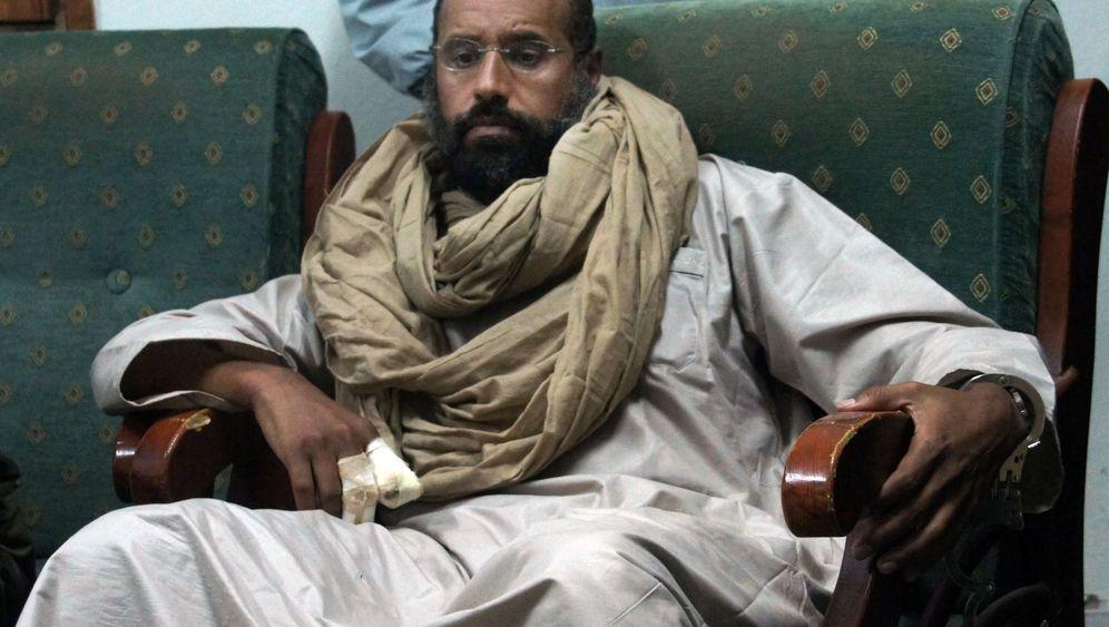 Saif al-Islam al-Gaddafi: Diktatorensohn vor dem Prozess