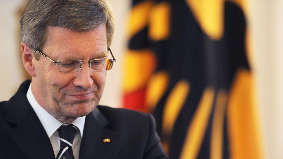 Bundespräsident Christian Wulff: Keine Ruhe in der Kreditaffäre