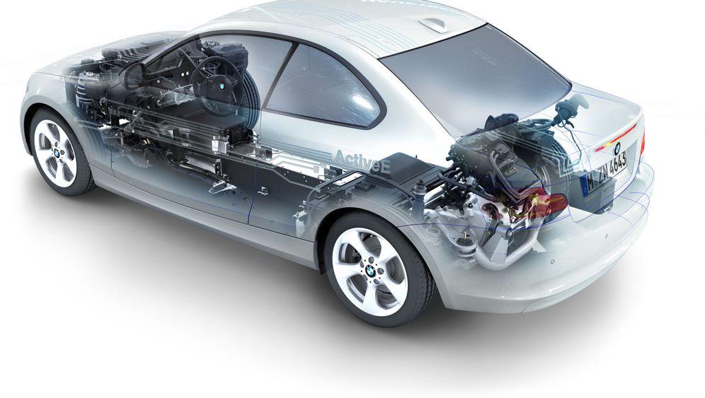 Elektroauto ActiveE: Ausrangierte Zukunft