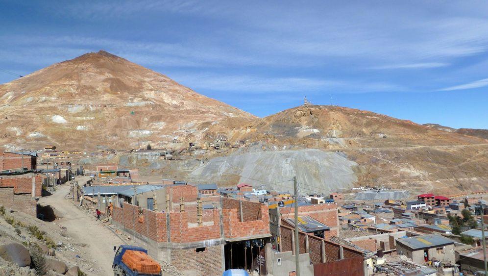 Silberminen von Bolivien: Unter Tage am Cerro Rico