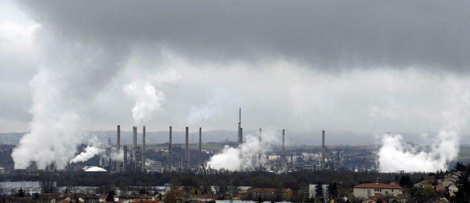 Chemiefabriken in Frankreich: Wiederaufbau ohne fossile Energien
