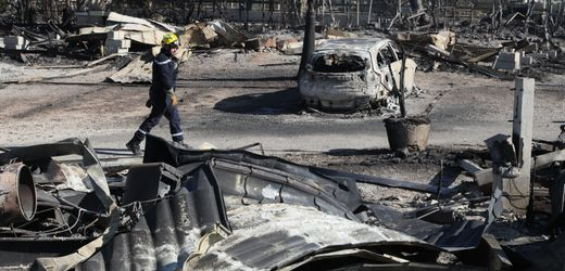 Frankreich: Mindestens 2700 Menschen wegen Waldbränden in Sicherheit gebracht