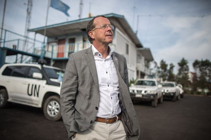 Martin Kobler, the UN's special representative for Libya, is one of the top German diplomats at the global organization.