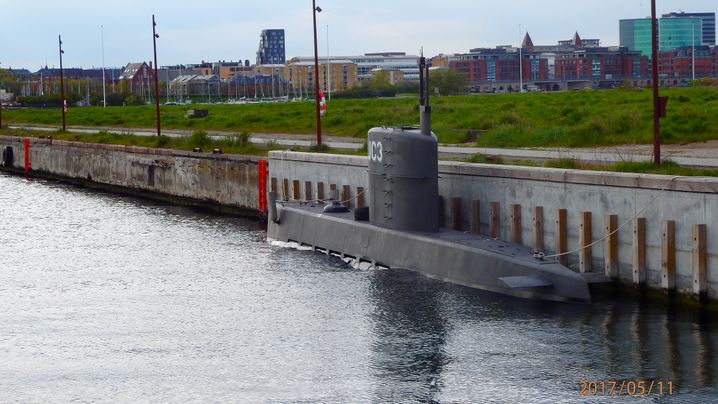 """UC3 Nautilus"": So sieht es in Peter Madsens U-Boot aus"