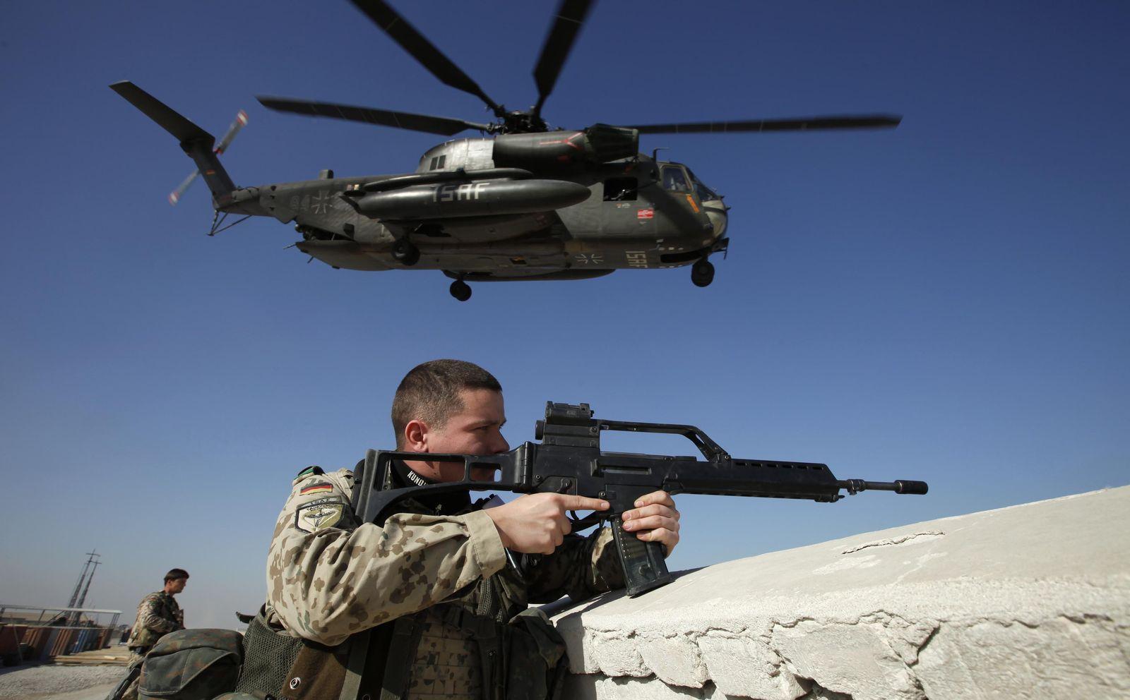 Afghanistan / Bundeswehr