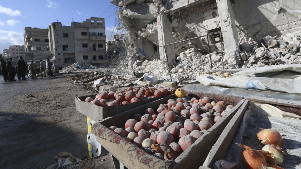 Photo Gallery: Free-For-All in Syria