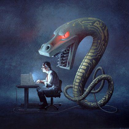 Conficker-Wurm: Wer diesen Schädling endgültig loswerden will, muss womöglich das Betriebssystem neu installieren