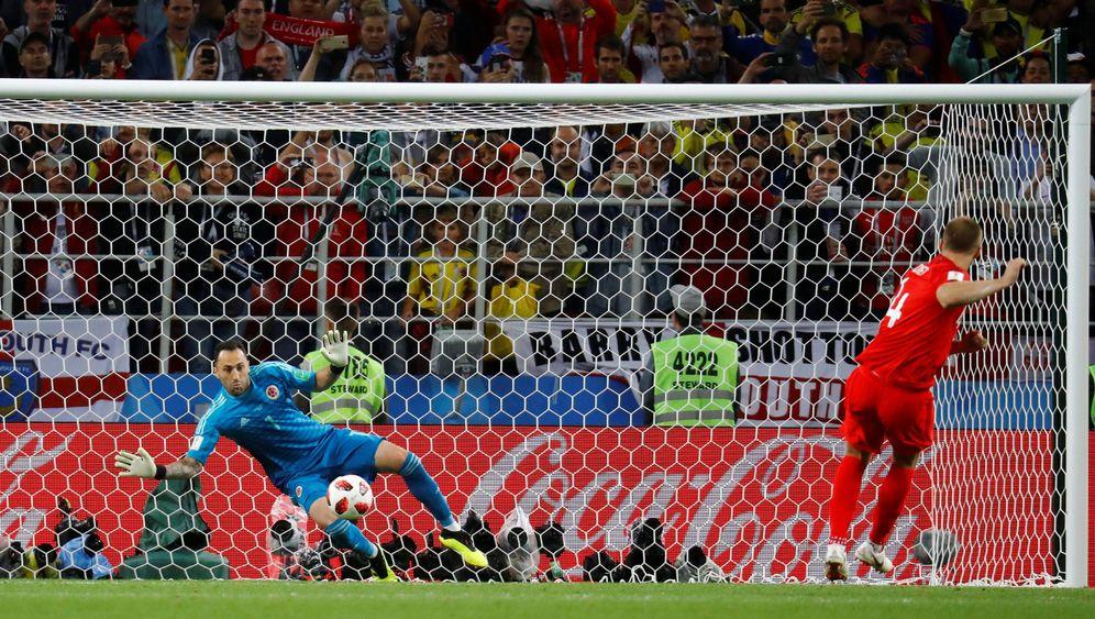 Englands Sieg gegen Kolumbien: Ein historischer Moment