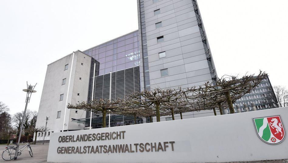 Oberlandesgerichtes in Hamm (Nordrhein-Westfalen)