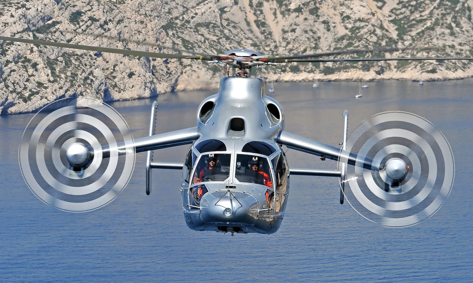 Eurocopter X3 / Luftverkehr / EADS