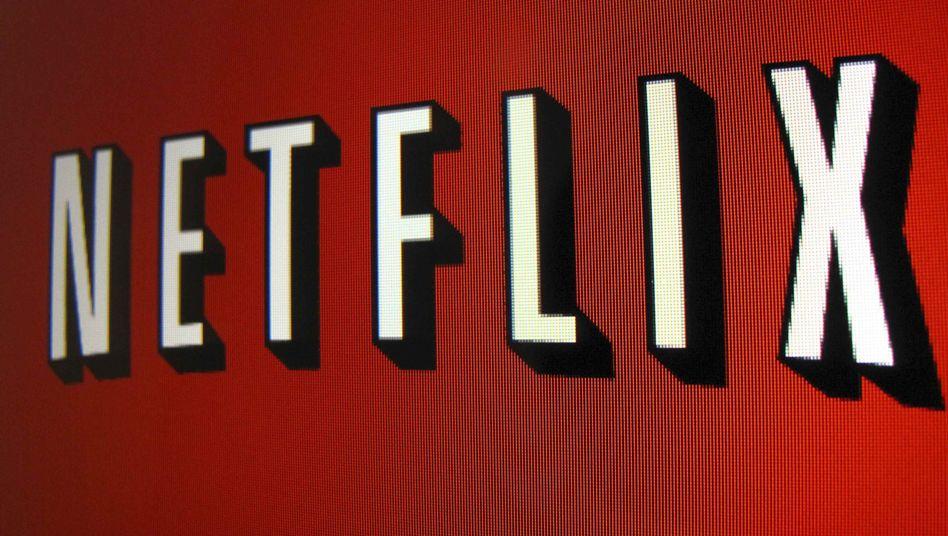 Netflix-Logo: Neue Konkurrenz für die TV-Anbieter