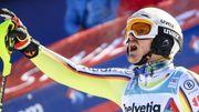 Von zwölf auf zwei – Straßer fährt im Slalom erneut aufs Podium