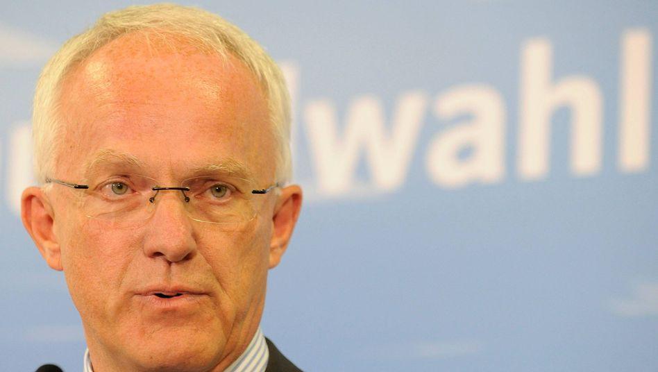 """Ministerpräsident Rüttgers: """"Und sie wissen nicht, was sie tun"""""""