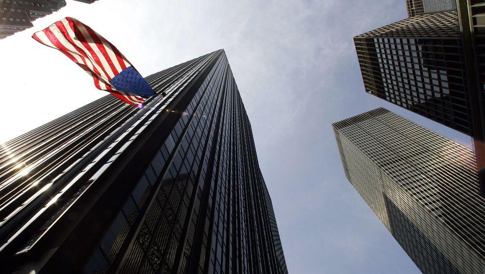 Cerberus-Zentrale in New York: Sorge um schärferes Waffenrecht