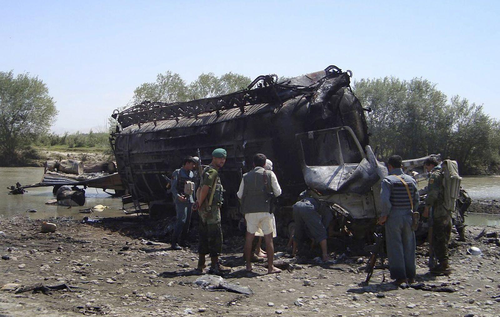 Tanklaster / Kunduz