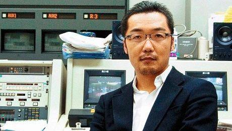 Journalist Uesugi