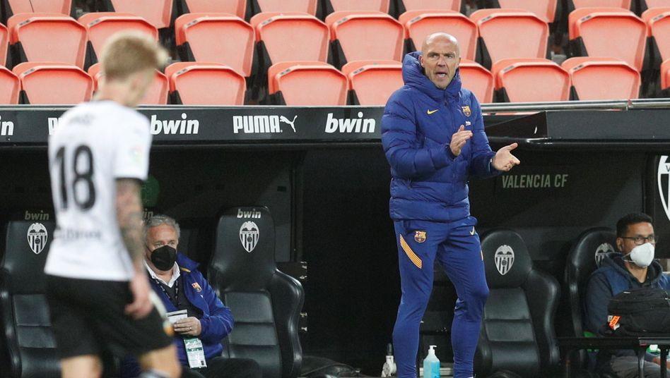 Alfred Schreuder: Bis Juni 2020 bei Hoffenheim, inzwischen Co-Trainer in Barcelona