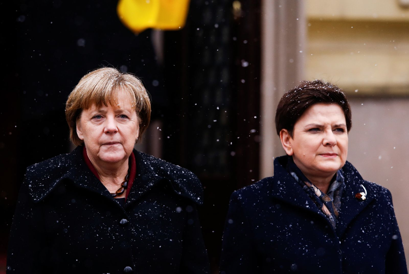 Angela Merkel/ Beata Szydlo
