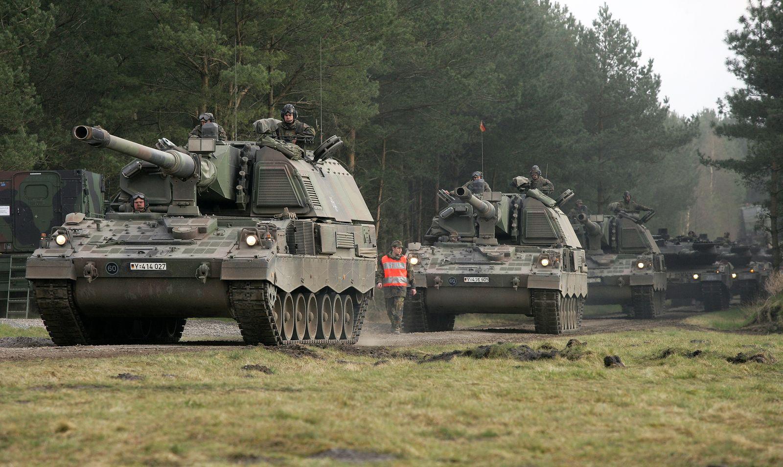Bundeswehr/ Panzer