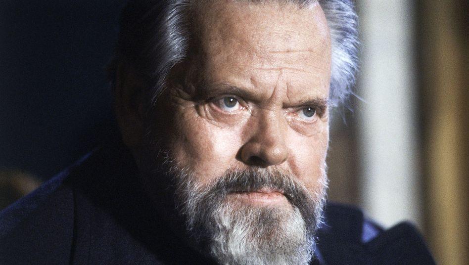 Orson Welles (Archivbild von 1982)