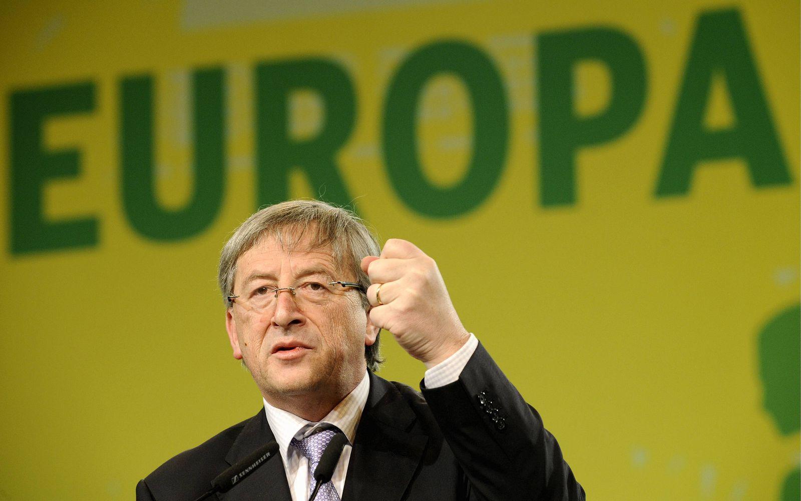 NICHT VERWENDEN Juncker