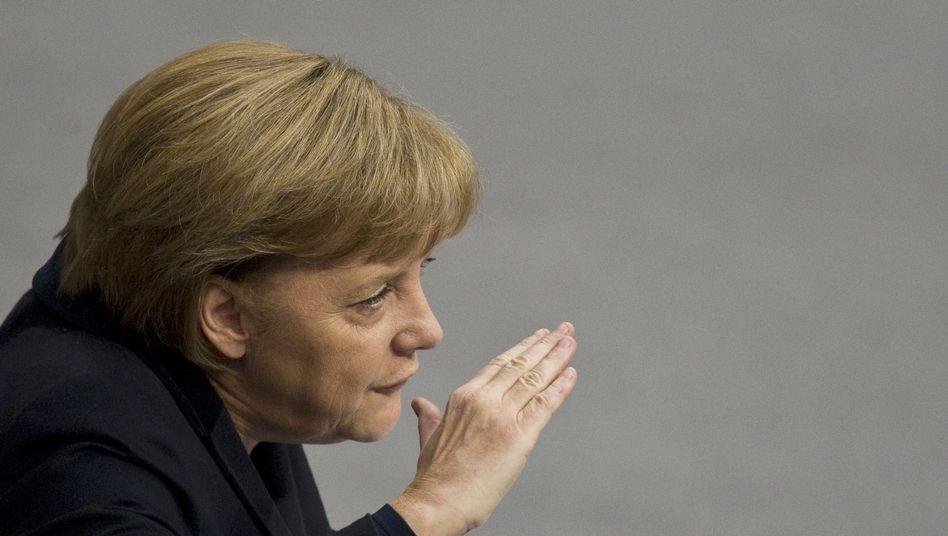 """Angela Merkel: Wird aus dem Team """"Merkozy"""" die Allianz """"Sarkonti""""?"""