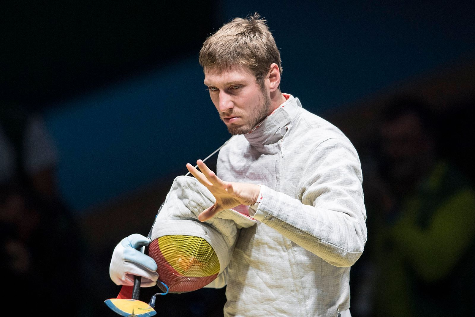Fecht Europameister kuendigt Olympia-Boykott an. Max Hartung: Der Fecht-Europameister wird seinen Sommer nicht in Tokio